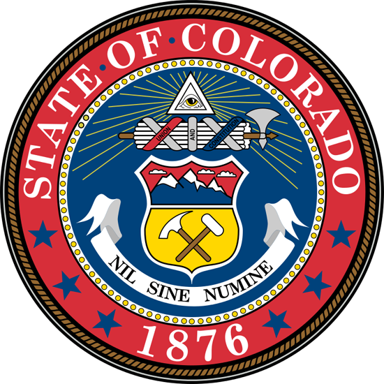 Colorado Department of Corrections (CDOC) Logo