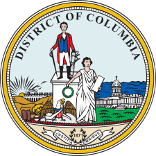 District of Columbia Department of Corrections (DOC) Logo