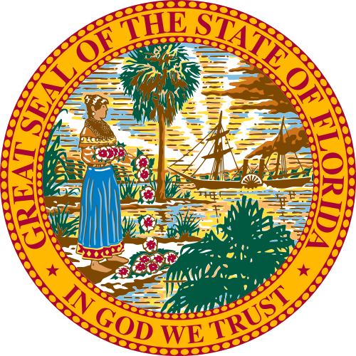Florida Department of Corrections (FLDOC) Logo