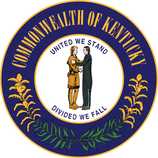 Kentucky Department of Corrections (DOC) Logo