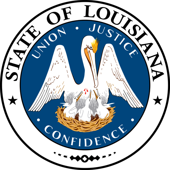 Louisiana Department of Corrections (DOC) Logo