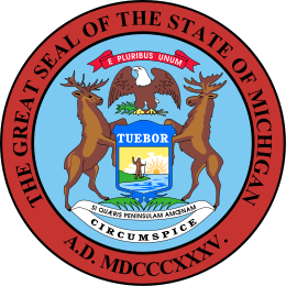 Michigan Department of Correction (DOC) Logo