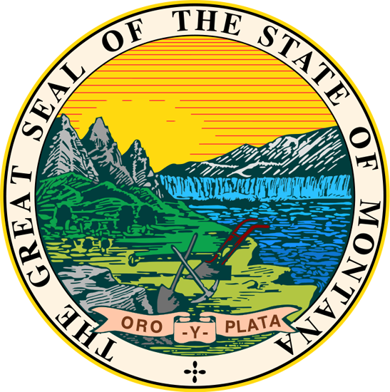 Montana Department of Corrections (DOC) Logo