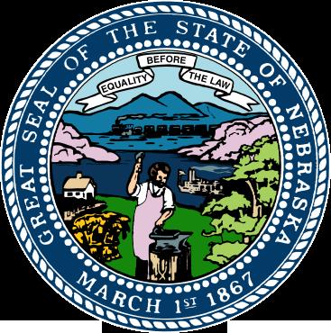 Nebraska Dept. of Correctional Services (NDCS) Logo