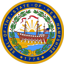 New Hampshire Department of Corrections (DOC) Logo