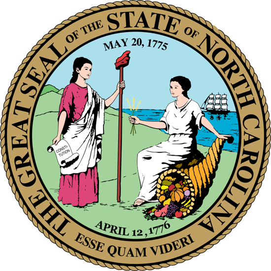 North Carolina Department of Corrections (DOC) Logo