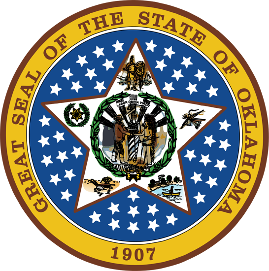 Oklahoma Department of Corrections (DOC) Logo