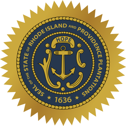 Rhode Island Department of Corrections (DOC) Logo