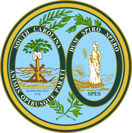 South Carolina Department of Corrections (SCDC) Logo