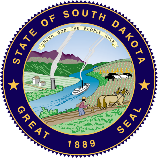 South Dakota Department of Corrections (SCDC) Logo