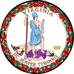 Virginia State Department of Corrections (VADOC) Logo