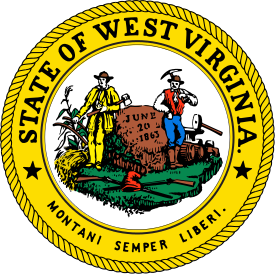 West Virginia Division of Corrections (DOC) Logo